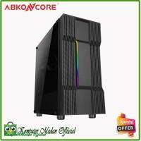 Casing PC ABKO CRONOS 610S - ATX , Full Acrylic Panel