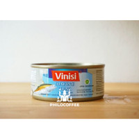 Vinisi Chunk Light Tuna 160g (Daging Tuna dalam Minyak)