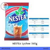 NESTEA® Lychee Tea 560g - NESTLE Professional
