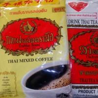 Thai Tea Green Tea Coffee Bubuk Paket Hemat