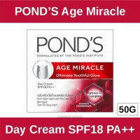 Ponds Age Miracle Day Cream SPF18 PA++ (50G)
