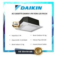 AC CASSETTE DAIKIN 5 PK FCRN 125 FXV14