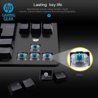 HP Keyboard Mechanical Gaming GK200