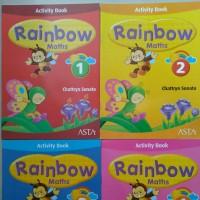Rainbow Science / Maths Activity book