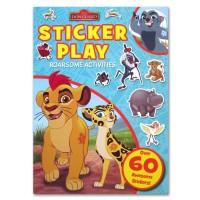 Disney Sticker Book Lion King Simba buku aktivitas anak stiker impor
