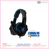 BARU Sades G-Power Gaming Headset SA-708 Berkualitas