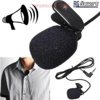 3.5mm MIC YOUTUBER Microphone with clip Clip Mic Clip on Mic