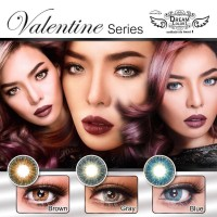 SOFTLENS DREAMCON / DREAMCOLOR VALENTINE (THAILAND) 14.5MM