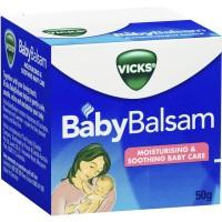 Vicks Baby Balsam obat Batuk Pilek Flu Anak