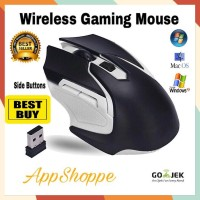 MOUSE WIRELESS GAMING MOUSE 6D MIRIP REXUS AVIATOR S5 USB 2.4GHZ MULTI