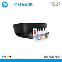 LARIS! Printer Inkjet HP Ink Tank 315 Tinta Elkasa