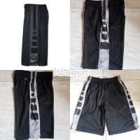 CELANA BASKET NIKE ELITE STRIPE SHORT ORIGINAL