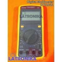 Digital Multimeter Multitester Avometer DT9205A Layar Besar DT-9205A