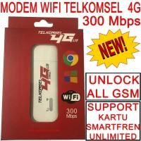 Modem Telkomsel Flash Bolt 42mbps Unlock Support Hotspot Wifi