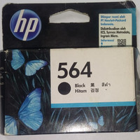 Tinta Original HP 564 Black