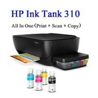 Printer HP Ink Tank 310 Print Scan Copy New Garansi Resmi
