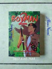 buku BOYMAN 2 bukunya para garuda termurah part collection