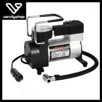 Pompa Ban Mini Elektrik 100PSI Heavy Duty Air Compressor Kompresor