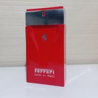 Parfum Original Ferrari Man in Red 100ml Ori Eropa Reject No Box