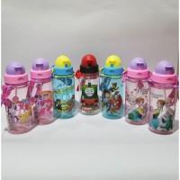 1001 Botol Minum Anak Slim 400 ml Karakter Thomas Pony Frozen Paw Patr