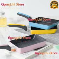 Wajan Omlet Tamagoyaki / Wajan Lapisan Keramik Anti Lengket Fry Pan