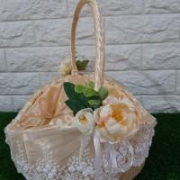 Keranjang Rotan Mingle Rustic Wedding Pernikahan Souvenir Party