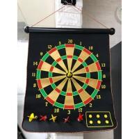 DART GAME MAGNET / MAGNETIC DART GAME 15inch