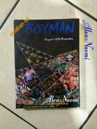 buku pramuka buku boyman asli collection