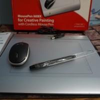 Genius Mouse Pen i608X Pen Tablet for Design Grafis (2nd / Bekas)