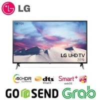 LG 43UM7100 SMART UHD 4K HDR AI THINQ LED TV 43 INCH