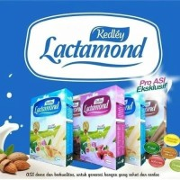 LACTAMOND - Susu Pelancar Asi Booster Asi Ibu Menyusui