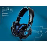 Headset Sades SA-708 Gaming Stereo Sound