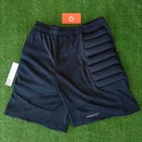 Ortuseight Instinct GK Shorts (Celana Kiper Pendek) - Black