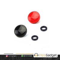 Soft Shutter Button Release Cekung Concave Mirrorless Tombol