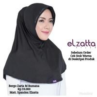 Bergo Hijab Instan ZARIA M RUMANA ELZATTA Original