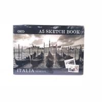Buku Gambar Sketch Book Kiky A5 50 Lembar