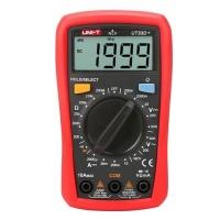 UNI-T UT-33D+ Palm Size LCD Pocket Digital Meter Multimeter OLB3784