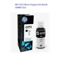 TINTA HP GT 51 BLACK original