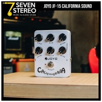 Efek Gitar / Stompbox Joyo California Sound collection