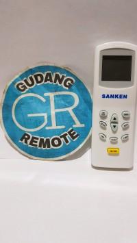 Remote remot AC Sanken Denpoo dast Original pabrik