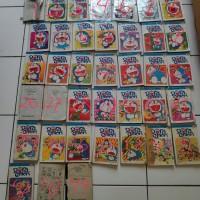 Komik Doraemon cabutan eks kolpri
