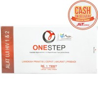 Onestep HIV Test Alat Uji HIV 1 2