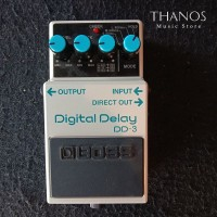 Boss Digital Delay DD 3 Guitar Stompbox, efek gitar