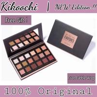 Kikoochi - Focallure 18 Color Eyeshadow Palet NEUTRAL Pallete