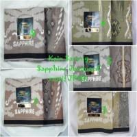 Kain Sarung Sapphire Jacquard - Tenun High Quality