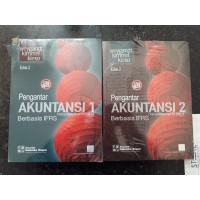 Paket 2 Buku Pengantar Akuntansi 1 Dan 2 Edisi 2 Berbasis IFRS