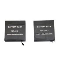 Baterai Cadangan/ 1400mAh Rechargeable Battery for Xiaomi Yi 2 4K
