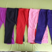 Legging Anak Polos XS 0-1 tahun