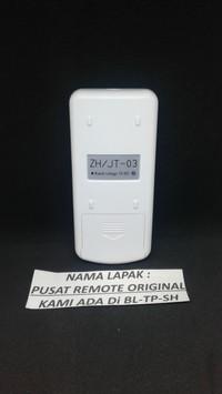 Remote Remot Ac Denpoo Panasonic Fujiaire Original Asli Paling Dicari