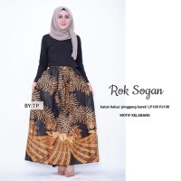 rok batik-rok panjang-rok hijab-rok batik cap